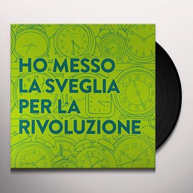 L'ORSO HO MESSO LA SVEGLIA PER LA RIVOLUZIONE Vinyl Record