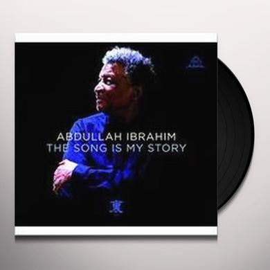 Abdullah Ibrahim SONG IS MY STORY Vinyl Record - UK Import
