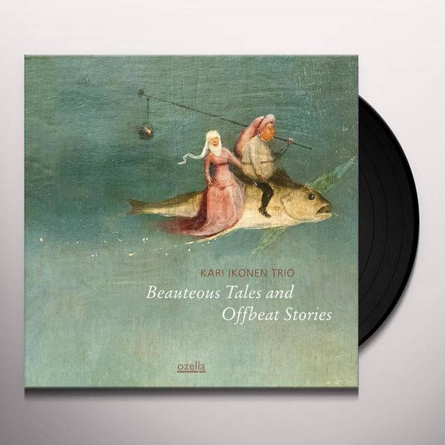 Kari Ikonen BEAUTEOUS TALES & OFFBEAT STORIES Vinyl Record - UK Import