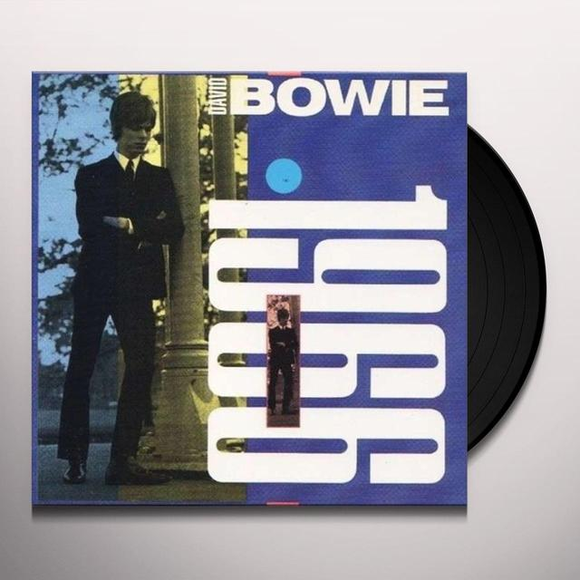 David Bowie 1966 Vinyl Record - UK Import