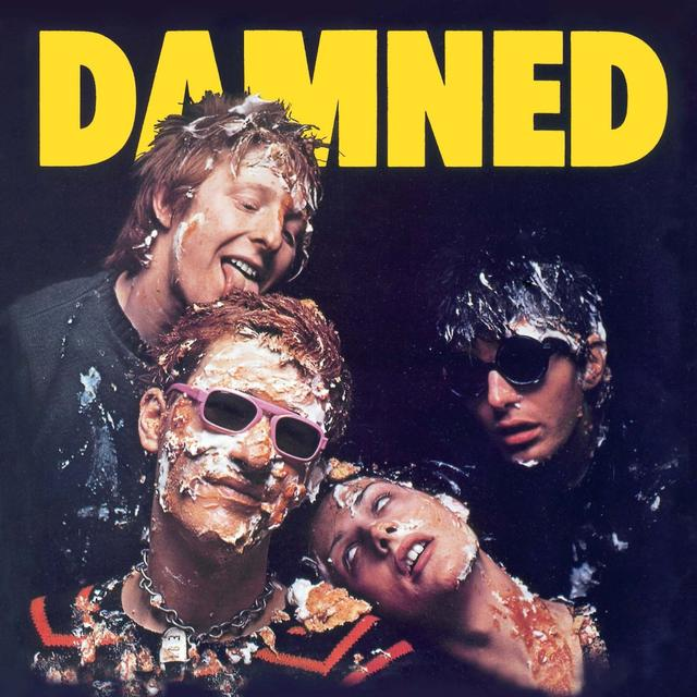 DAMNED DAMNED DAMNED Vinyl Record