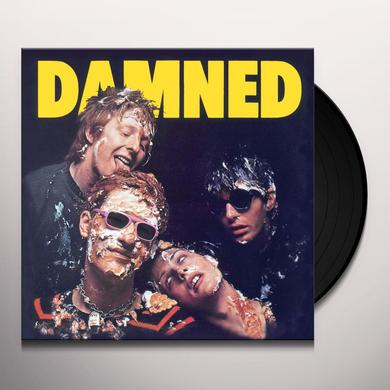 DAMNED DAMNED DAMNED Vinyl Record - UK Import