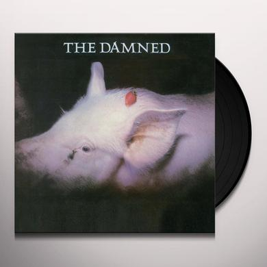 The Damned STRAWBERRIES Vinyl Record