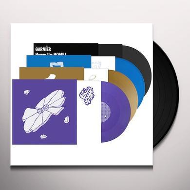 Laurent Garnier LA HOME BOX Vinyl Record - UK Release