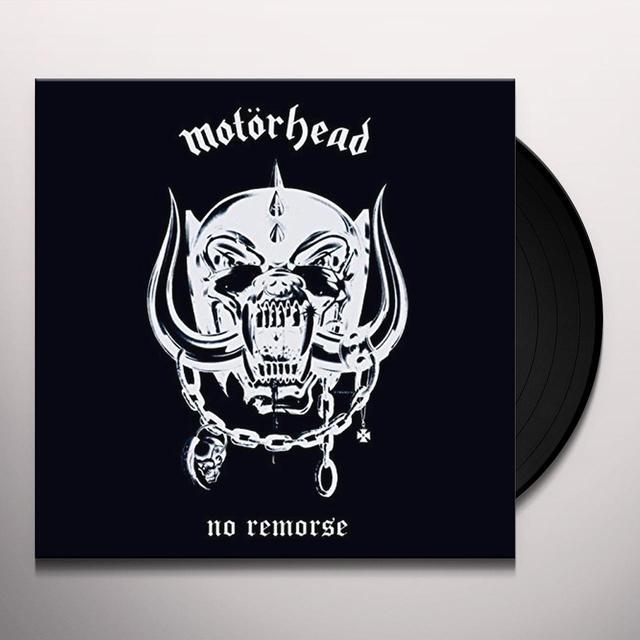 Motorhead NO REMORSE Vinyl Record - UK Import