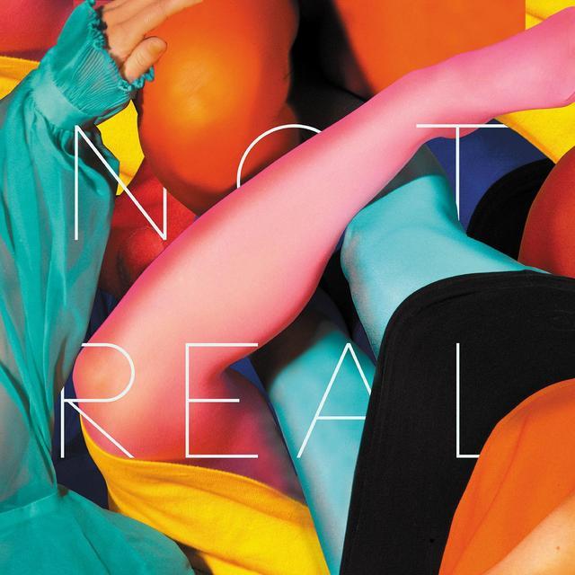 Stealing Sheep NOT REAL Vinyl Record - UK Import