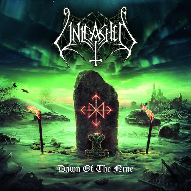Unleashed DAWN OF THE NINE Vinyl Record