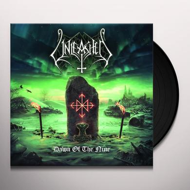 Unleashed DAWN OF THE NINE Vinyl Record - UK Import