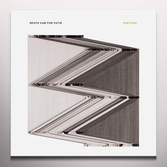Death Cab For Cutie KINTSUGI (GOLD WHITE VINYL) Vinyl Record