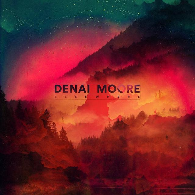 Denai Moore ELSEWHERE Vinyl Record - UK Import