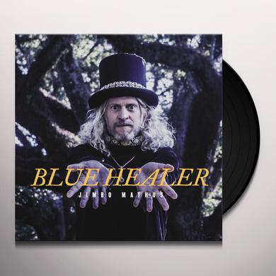 Jimbo Mathus BLUE HEALER Vinyl Record