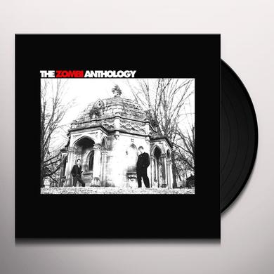 ZOMBI ANTHOLOGY Vinyl Record