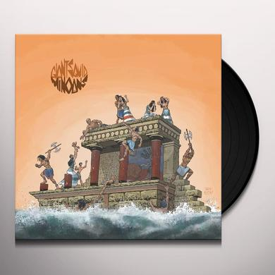 Giant Squid MINOANS Vinyl Record