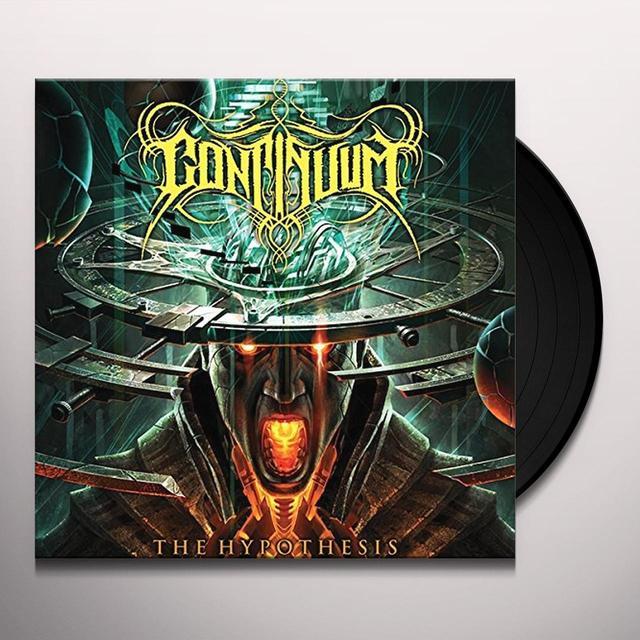 Continuum HYPOTHESIS Vinyl Record