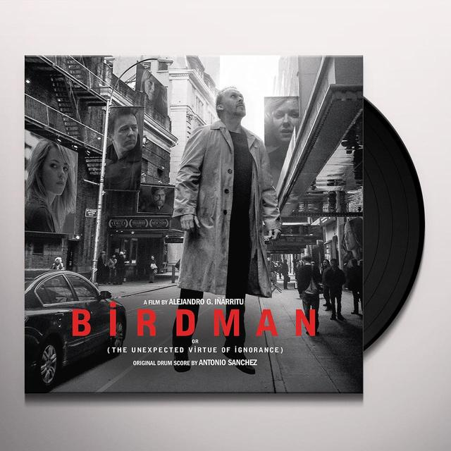 Antonio Sanchez BIRDMAN / O.S.T. Vinyl Record - Digital Download Included