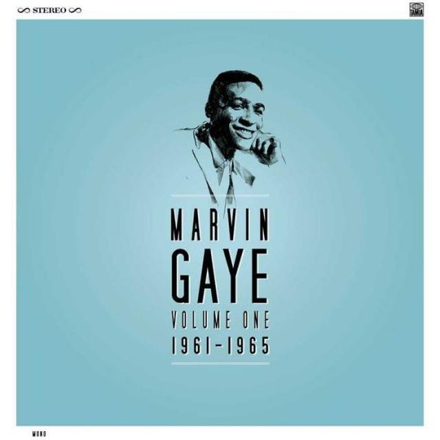 MARVIN GAYE 1961-1965 Vinyl Record