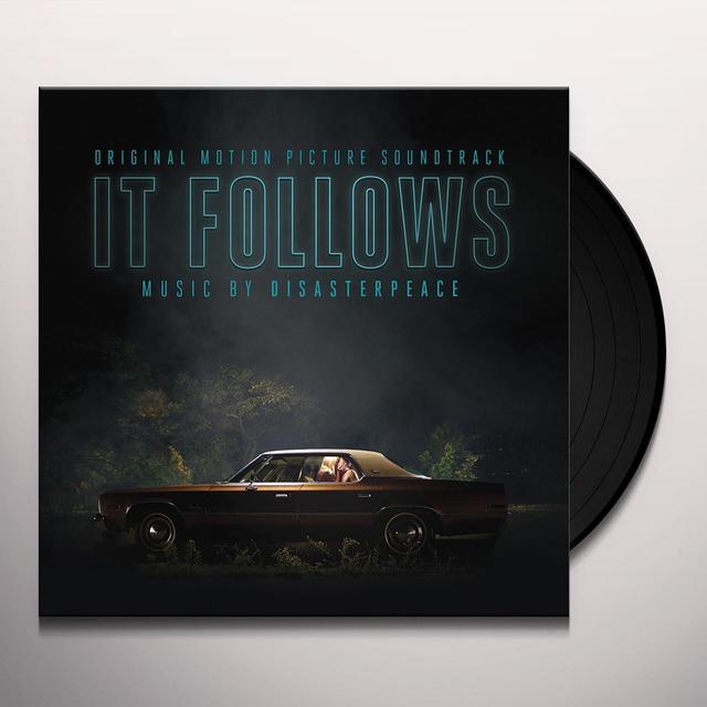 DISASTERPEACE (DLCD) IT FOLLOWS / O.S.T. Vinyl Record