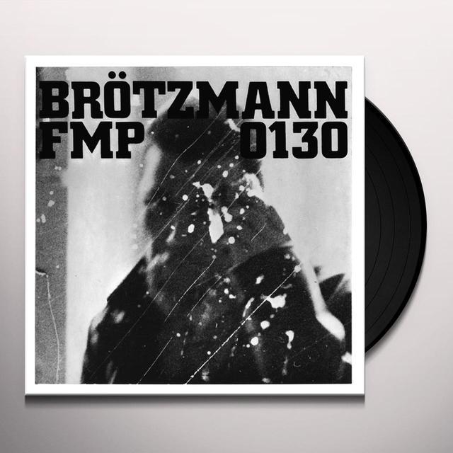 BROTZMANN / VAN HOVE / BENNINK FMP 0130 Vinyl Record