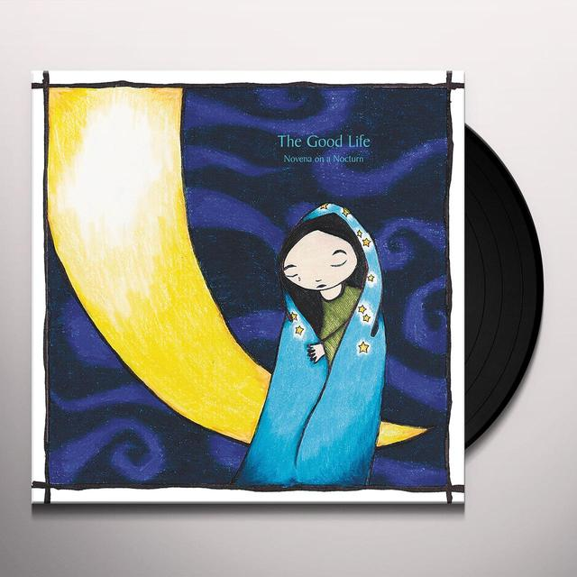Good Life NOVENA ON A NOCTURN Vinyl Record - 180 Gram Pressing, Digital Download Included