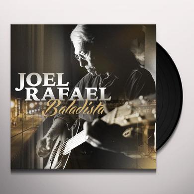 Joel Rafael BALADISTA Vinyl Record - 180 Gram Pressing