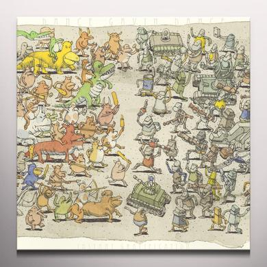 Dance Gavin Dance INSTANT GRATIFICATION (BONUS CD) Vinyl Record - Colored Vinyl