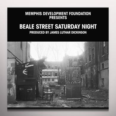 BEALE STREET SATURDAY NIGHT Vinyl Record - Clear Vinyl, Digital Download Included