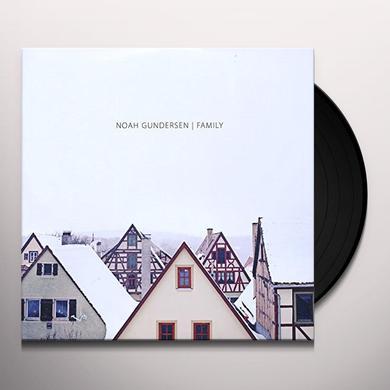 Noah Gundersen FAMILY Vinyl Record