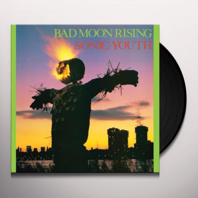 Sonic Youth BAD MOON RISING Vinyl Record