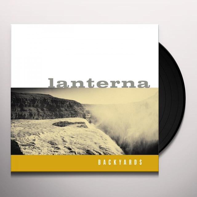 Lanterna BACKYARDS Vinyl Record