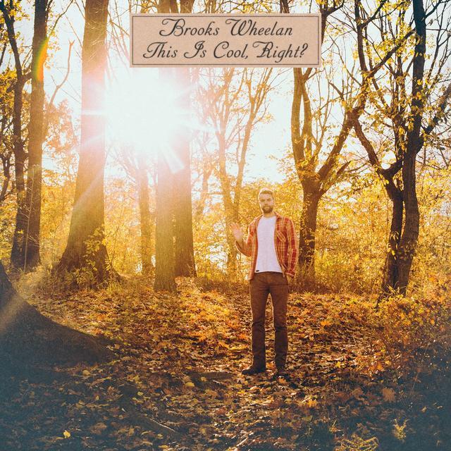 Brooks Wheelan THIS IS COOL RIGHT Vinyl Record