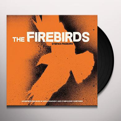 Stefan Pasborg FIREBIRDS Vinyl Record