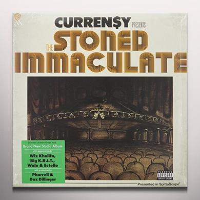 CURRENSY ( CURREN$Y ) STONED IMMACULATE Vinyl Record - Colored Vinyl