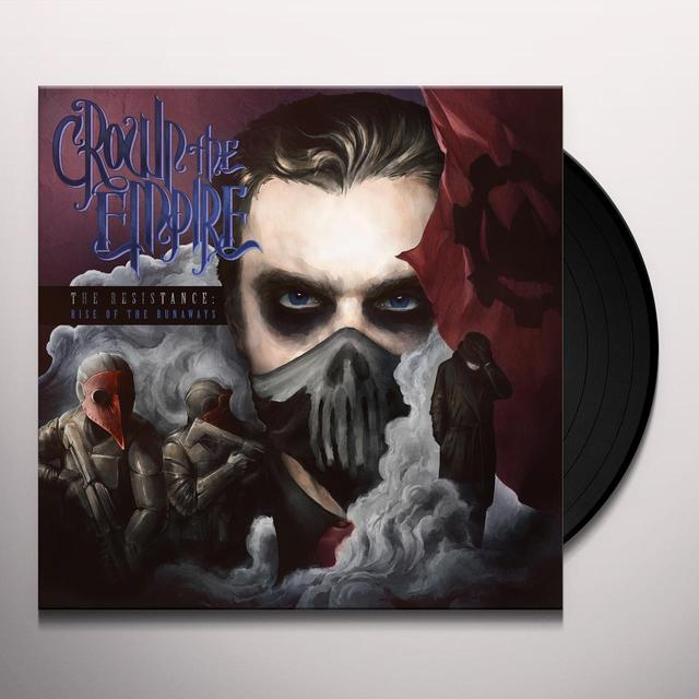 Crown The Empire RESISTANCE: RISE OF THE RUNAWAYS Vinyl Record - Limited Edition