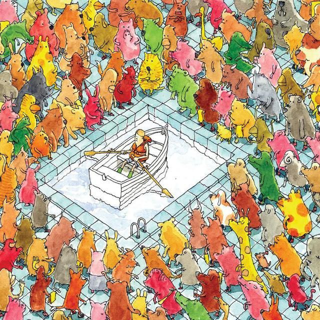 Dance Gavin Dance HAPPINESS Vinyl Record