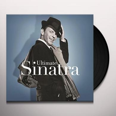 Frank Sinatra ULTIMATE SINATRA Vinyl Record - 180 Gram Pressing