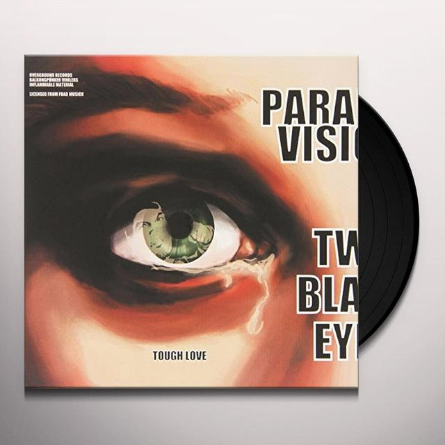 Paranoid Visions TWO BLACK EYES Vinyl Record - Italy Import