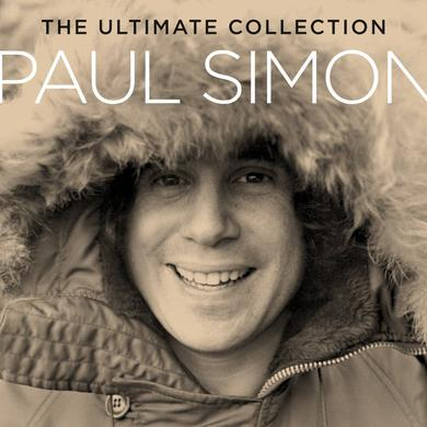 Paul Simon ULTIMATE COLLECTION Vinyl Record