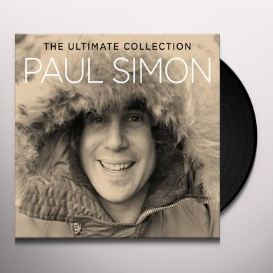 Paul Simon ULTIMATE COLLECTION Vinyl Record - UK Import