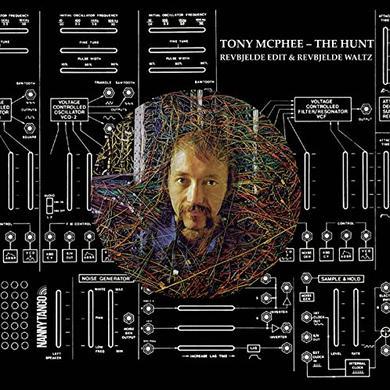 Tony Mc Phee HUNT Vinyl Record - UK Release