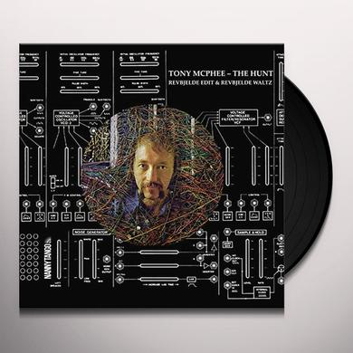 Tony Mc Phee HUNT Vinyl Record - UK Release