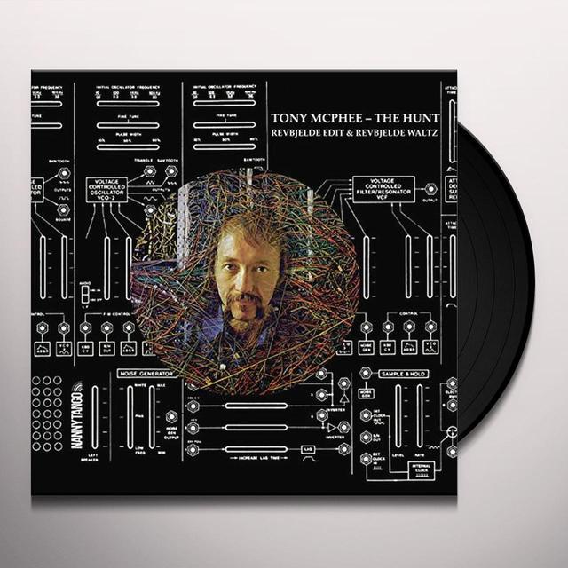 Tony Mc Phee HUNT Vinyl Record - UK Import