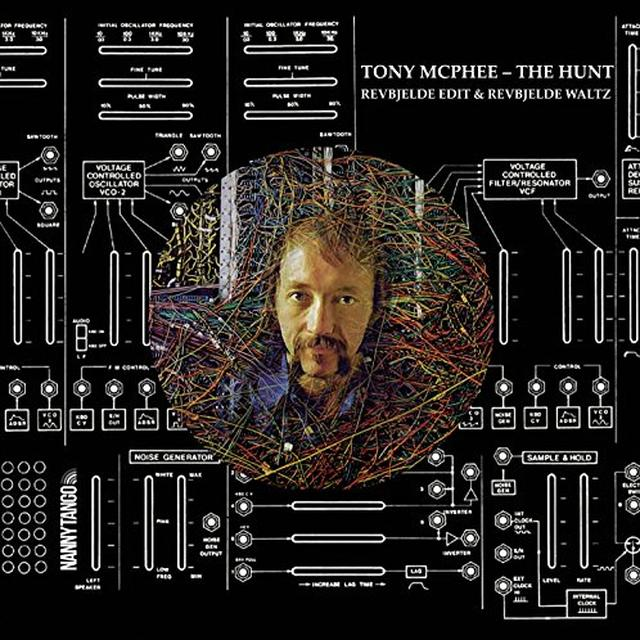 Tony Mc Phee HUNT Vinyl Record - UK Import