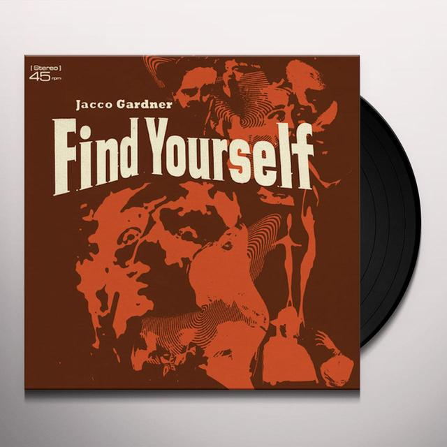 Jacco Gardner FIND YOURSELF Vinyl Record - UK Release