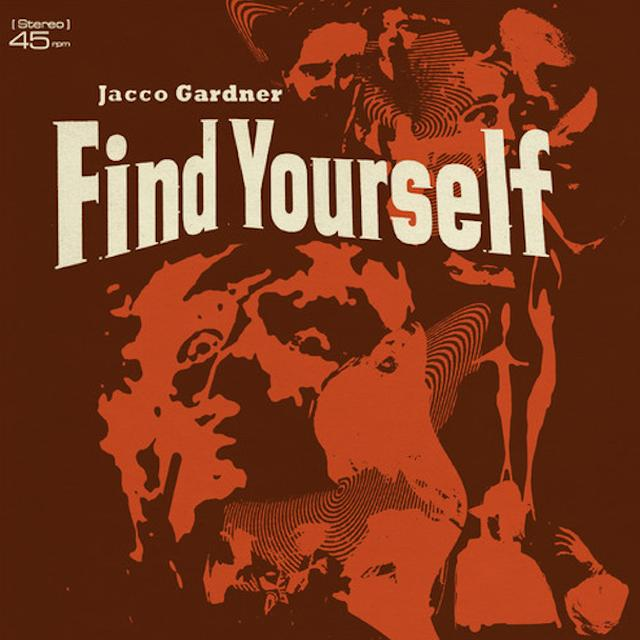 Jacco Gardner FIND YOURSELF Vinyl Record - UK Import