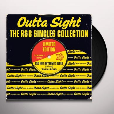 R&B SINGLES COLLECTION 1 / VARIOUS (UK) R&B SINGLES COLLECTION 1 / VARIOUS Vinyl Record