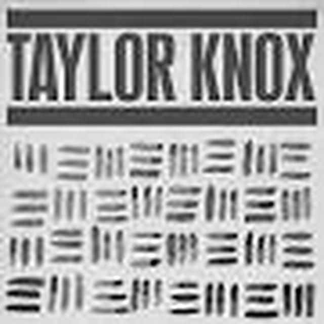 Taylor Knox LINES Vinyl Record - Canada Import