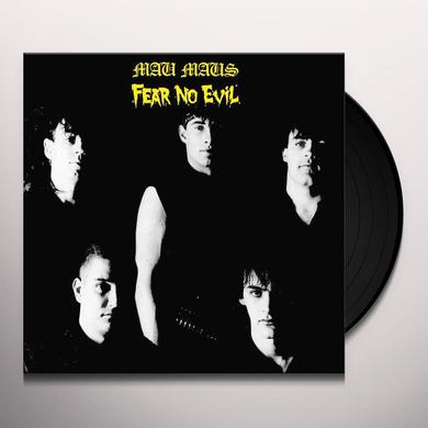 MAI MAUS FEAR NO EVIL Vinyl Record - UK Import