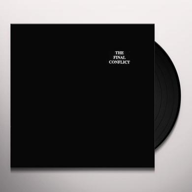 FINAL CONFLICT Vinyl Record
