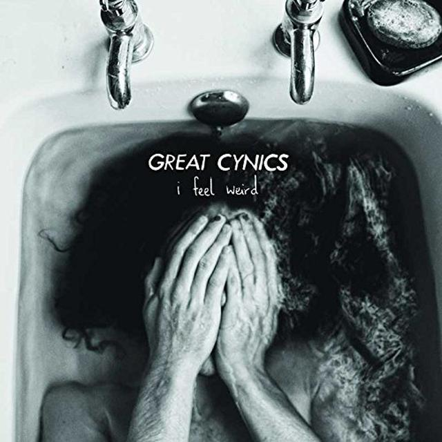GREAT CYNICS I FEEL WEIRD Vinyl Record - UK Import