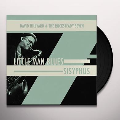 David Hillyard   The Rocksteady 7 LITTLE MAN BLUES / SISYPHUS Vinyl Record - UK Import